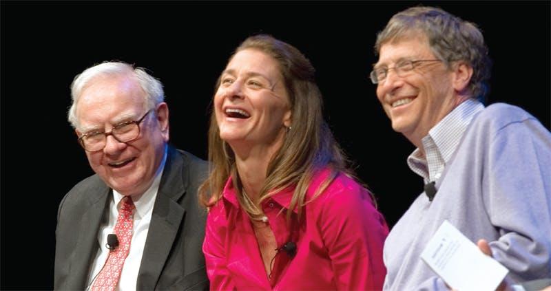 Für den guten Zweck: Gates-Stiftung kauft Tech-Aktien zu