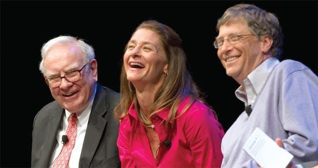 Bill Gates spendet fast 5 Milliarden Dollar und bleibt reichster Mensch der Welt