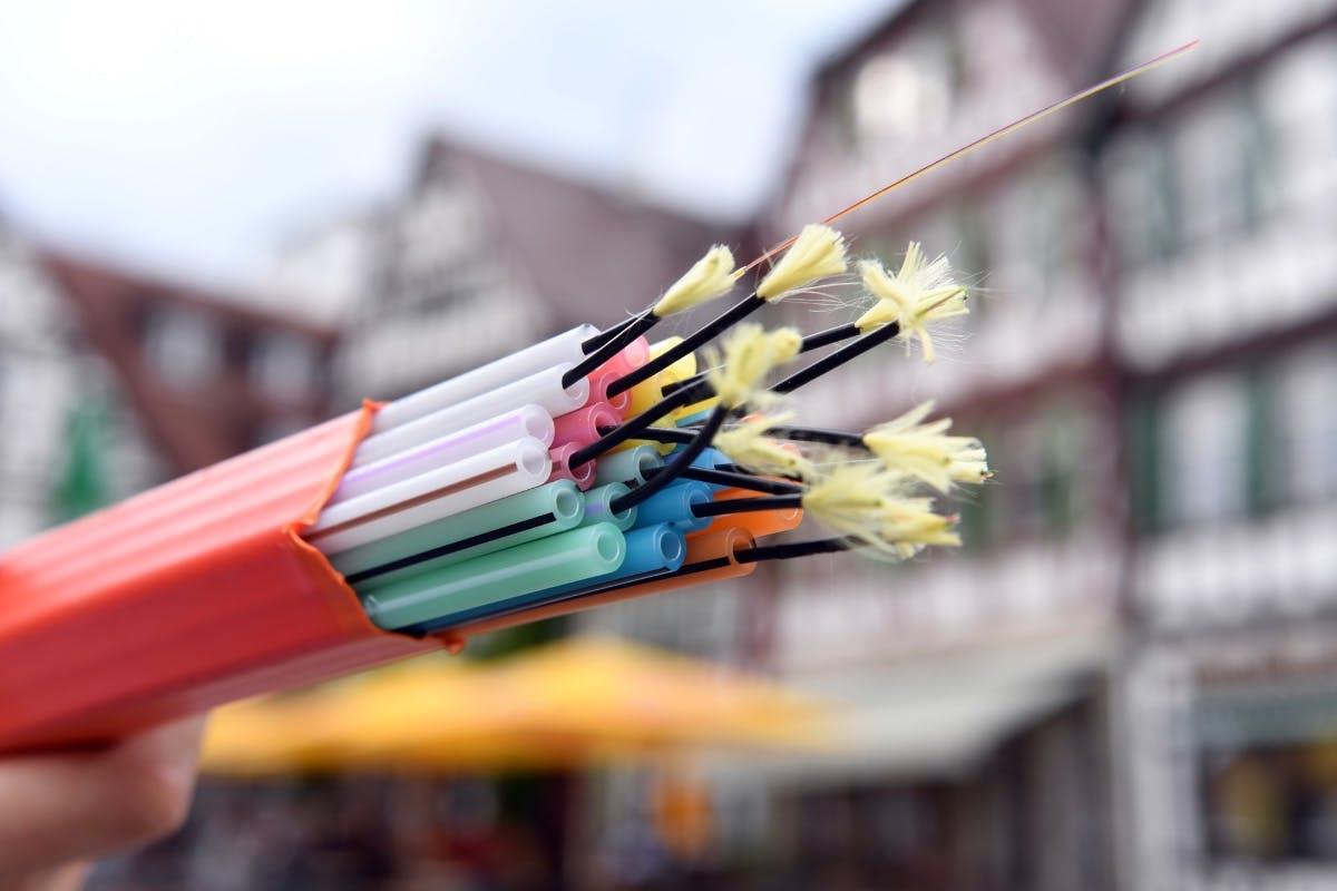 Schnelles Internet auf dem Land kommt langsam in Schwung