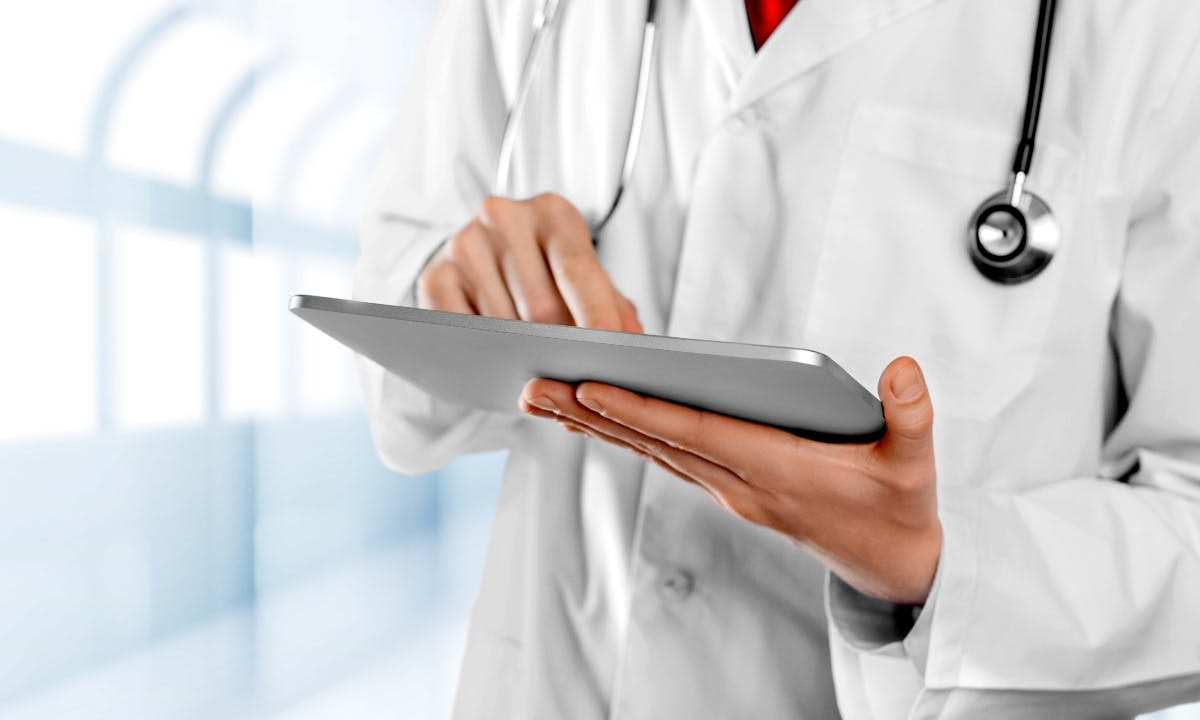 """Digital Health: """"Datenschutz ist Luxus für Gesunde"""""""