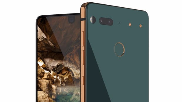 Essential Phone: Das ist das neue High-End-Smartphone des Android-Vaters