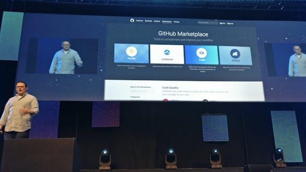 Github Marketplace: Plattform wird zum App-Store für den gesamten Entwicklungsworkflow
