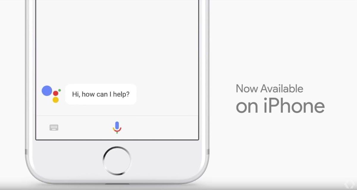 Konkurrenz für Siri: Der Google Assistant kommt aufs iPhone