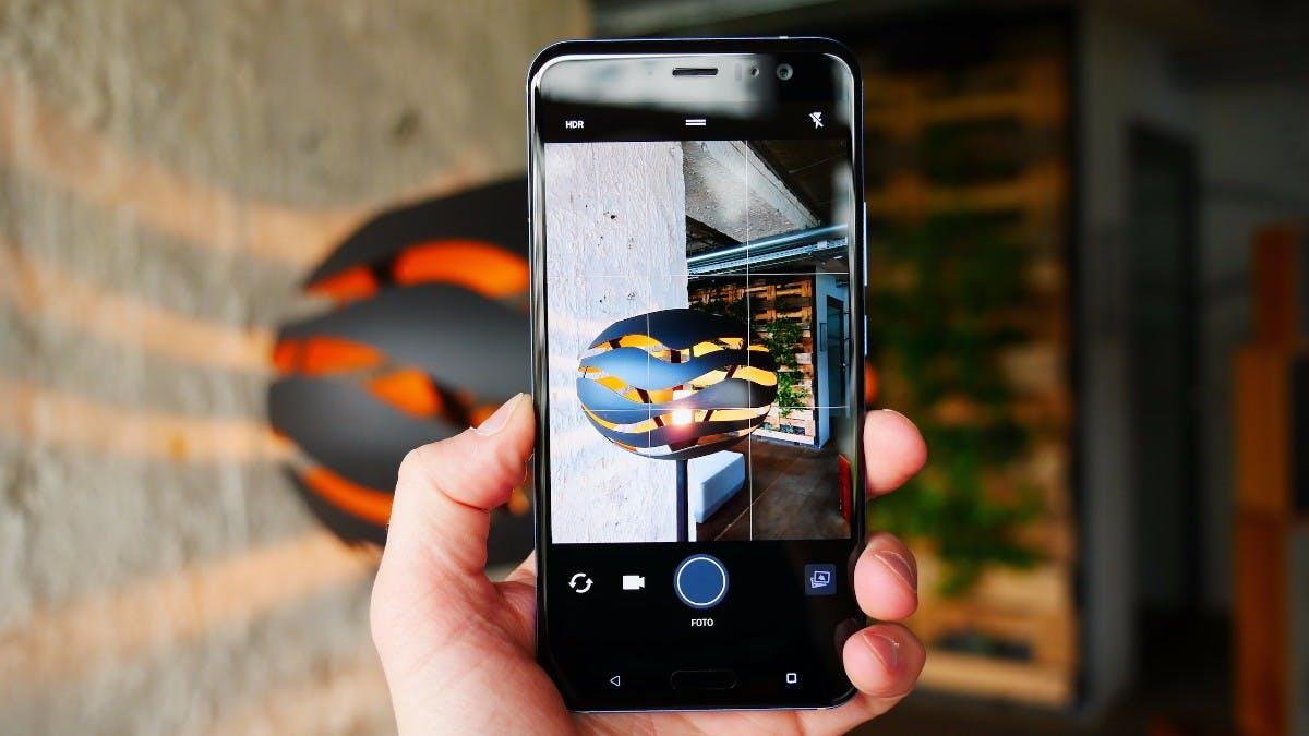 Kamera-Kings: HTC U11 und Galaxy S8 werfen iPhone 7 aus der DXOMark-Top-10