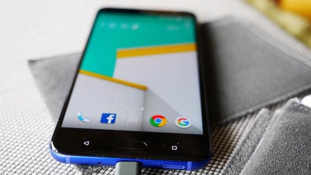 HTC U11. (Foto: t3n)
