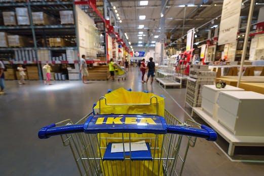 Ikea zeigt Möbel per Virtual Reality über die Oculus Rift