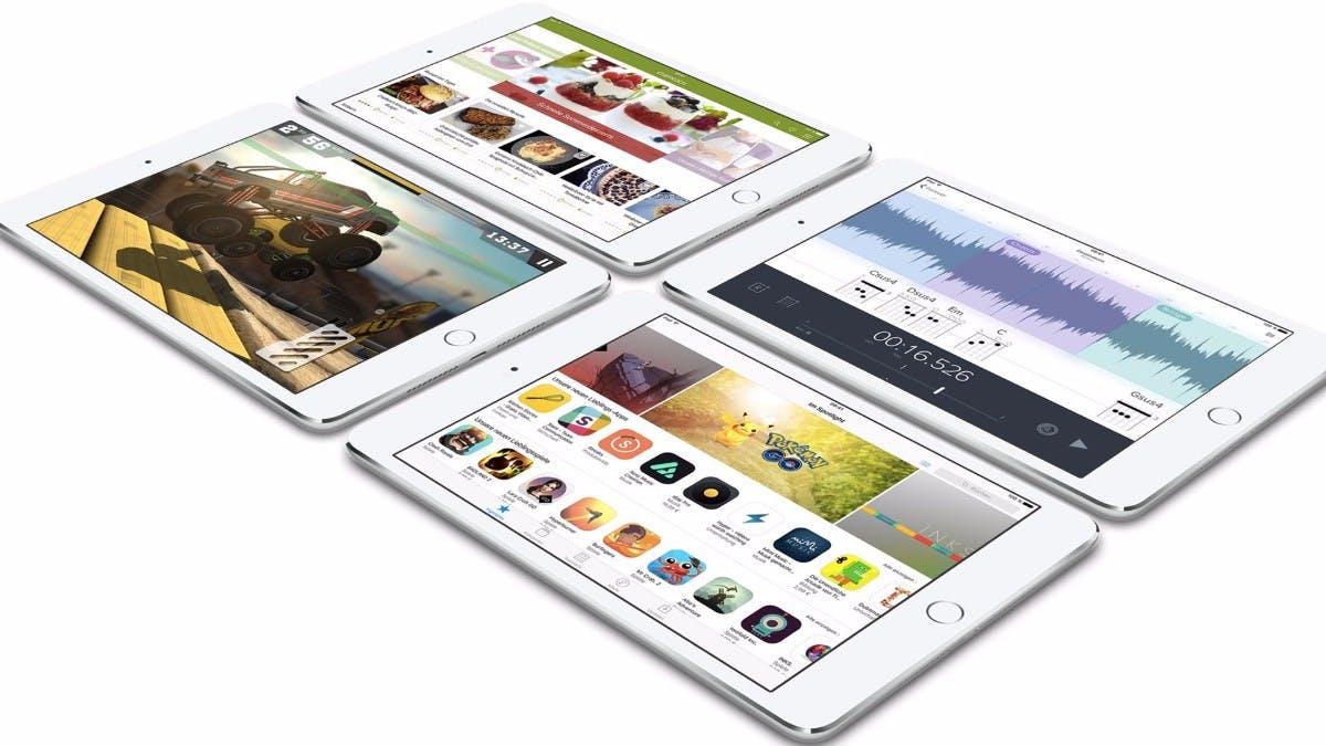 iPad mini vor dem Aus: Apple soll kleines Tablet einstellen