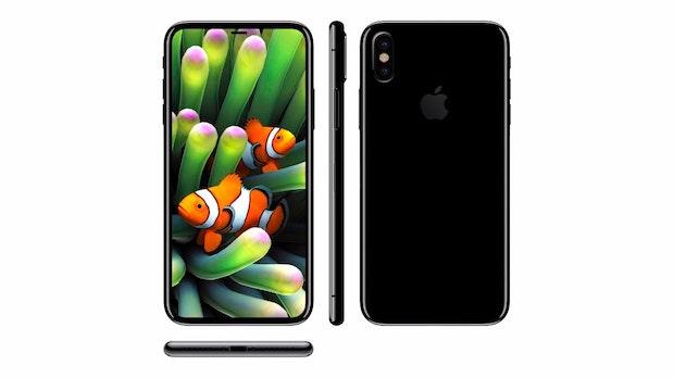 """Steht die """"8″ für 2018? iPhone-8-Release angeblich erst im nächsten Jahr"""