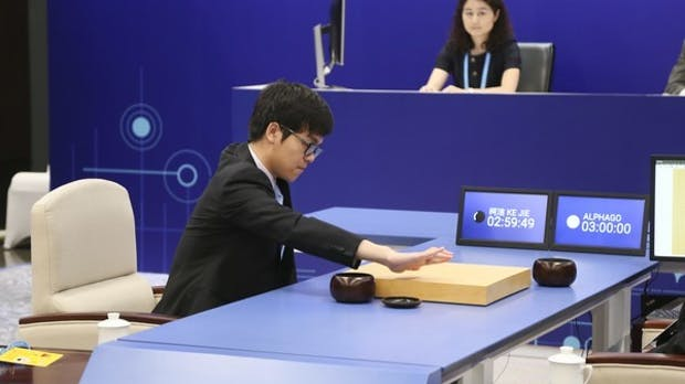 Google-KI schlägt weltbesten Go-Spieler