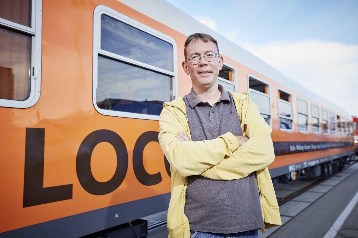 Insolventes Bahn-Startup: Locomore findet einen Käufer – und rollt bald wieder
