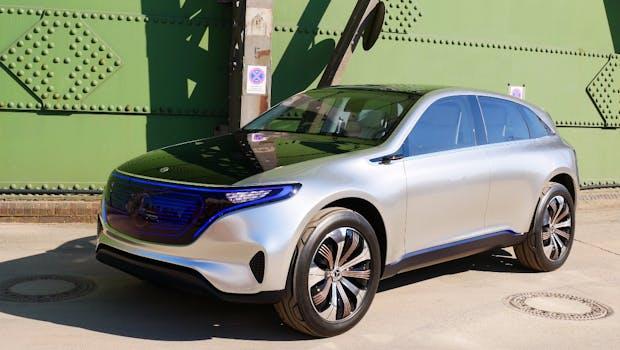 Mercedes EQ Concept. (Foto: t3n.de)