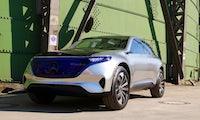 Mercedes EQ: Daimlers Konzept-Stromer aus der Nähe betrachtet