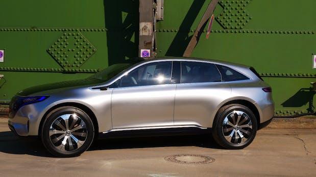 """Daimler-Chef Zetsche: """"Bis 2022 werden wir das gesamte Produktportfolio von Mercedes-Benz elektrifizieren"""""""