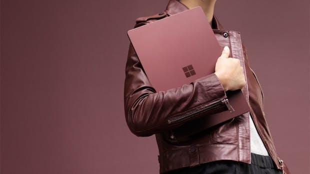 Microsoft bereitet sich auf die faltbare Zukunft vor