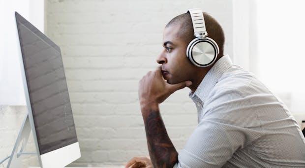 Musik am Arbeitsplatz: Diese Tools machen dich produktiver