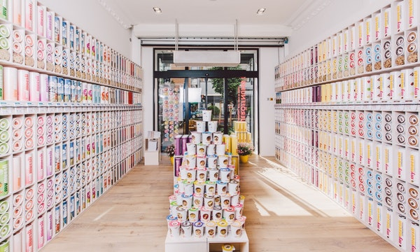Mymuesli schließt 20 seiner 23 Läden – trotz Rekordgewinn
