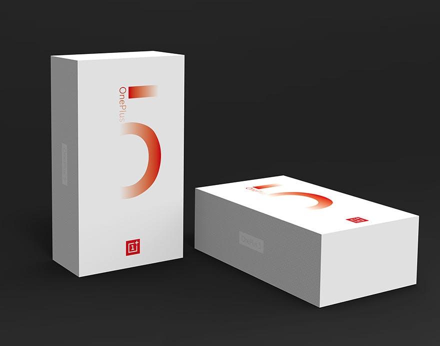 """Oneplus will seine Fans an der Auswahl der Verpackung des Oneplus 5 teilhaben lassen und hat dafür eine <a href=""""http://vote.weibo.com/poll/138022872"""">Umfrage auf Weibo gestartet</a>.  (Bild: Oneplus)"""