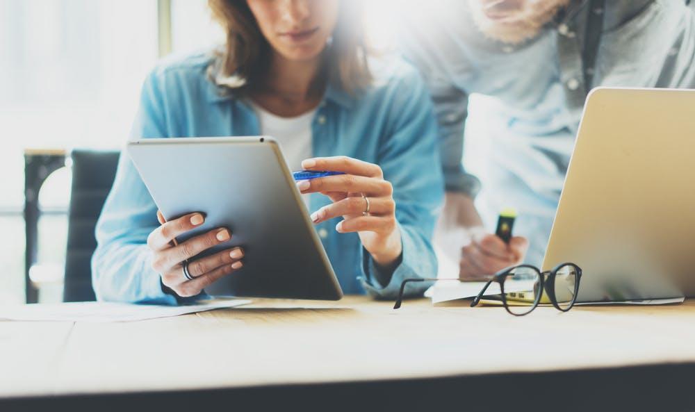 Online-Werbung: Der Kampf um das Kundeninteresse verschärft sich