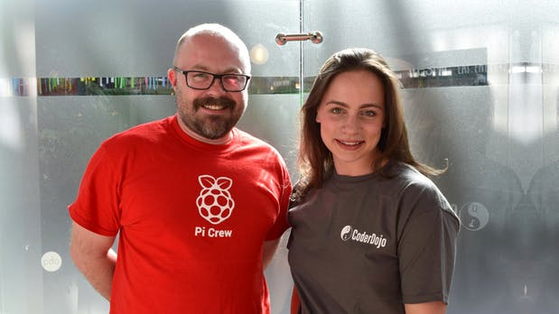 Raspberry-Pi-Foundation fusioniert mit weltweitem Coding-Club für Kinder