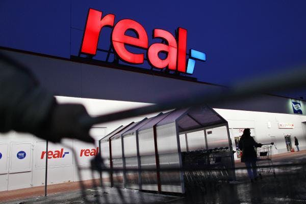 Real bringt sich mit Online-Supermarkt gegen Amazon in Stellung