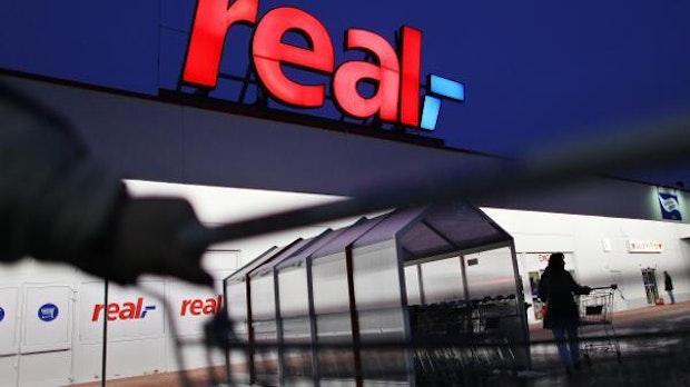 Real: Schnappt sich Amazon die deutsche Supermarktkette?