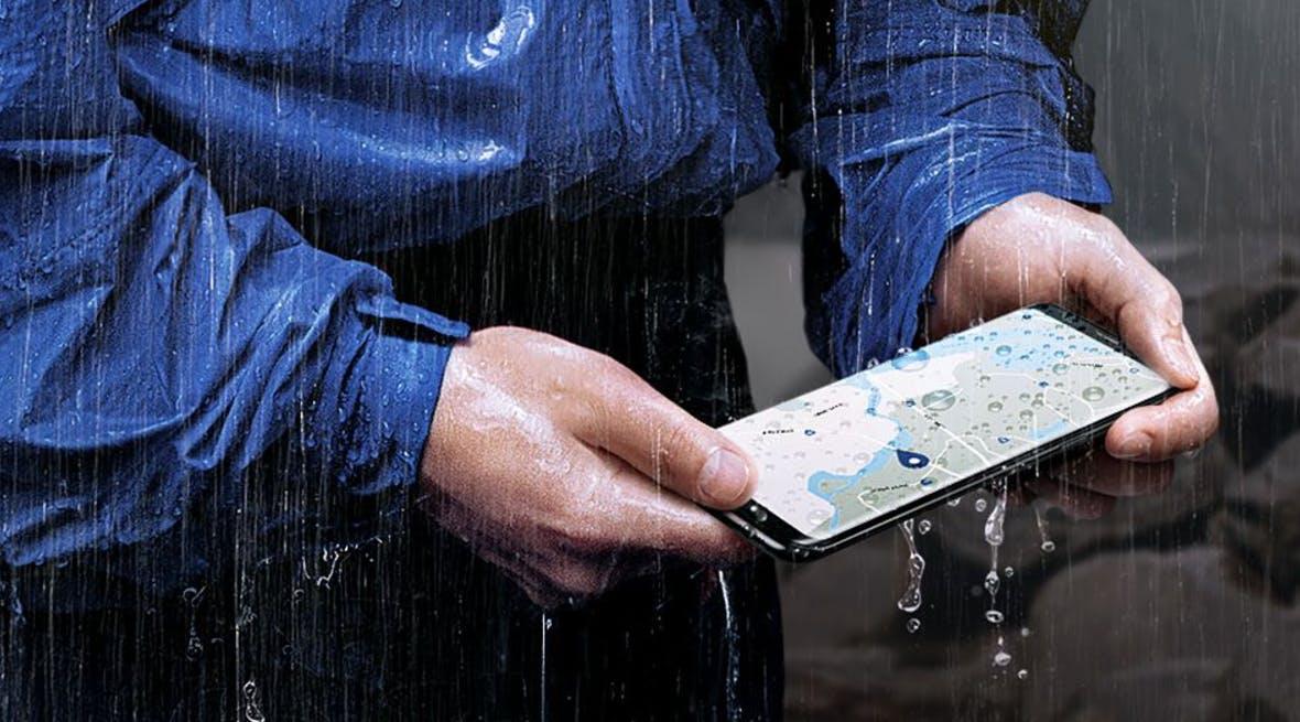 Samsung Galaxy S8: Viel Wind um nichts
