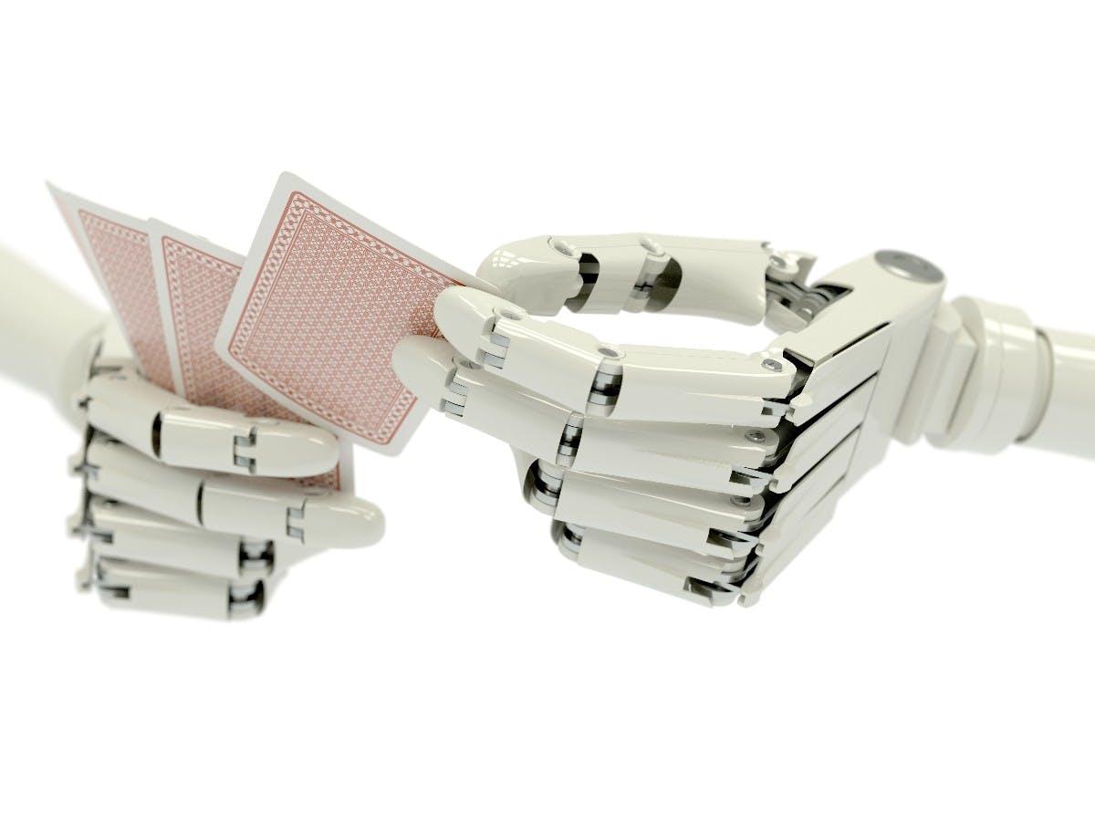 """Künstliche Intelligenz: """"Die Maschinen haben einfach angefangen, zu bluffen"""""""