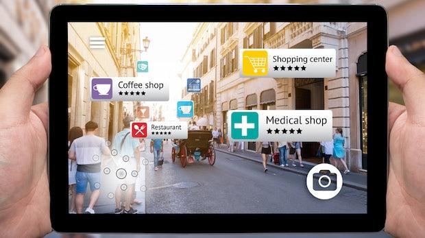 UX: Wie Augmented Reality die Benutzererfahrung verbessern kann