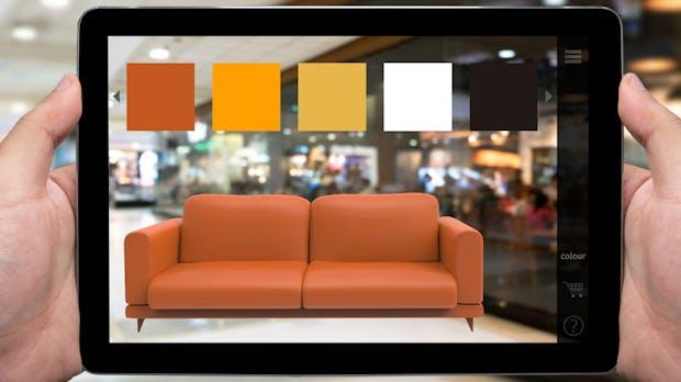 Augmented-Reality-Shopping: So kann die Technik dein Einkaufserlebnis bereichern