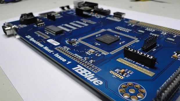 ZX Spectrum Next: Der Kultcomputer der 80er ist zurück