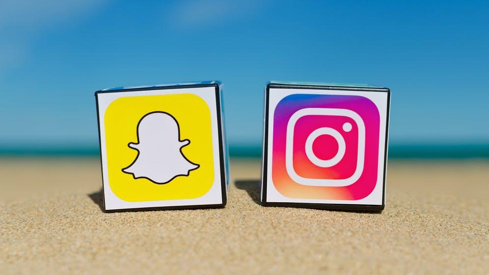 Instagram kopiert weiter fleißig Snapchat und testet Snapcode-Klon Nametags