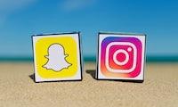 Der Kampf geht weiter: Snapchat und Instagram bieten neue Story-Funktionen