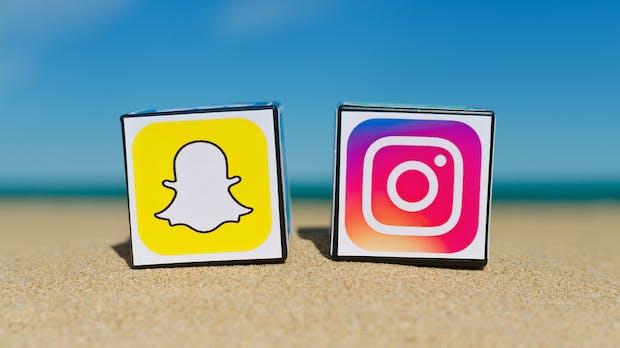 Snapchat: Deutlicher Nutzerzuwachs dank Fotofilter-Funktionen