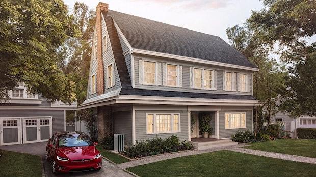 Solar-Roof: Tesla-Patent deutet auf baldigen Marktstart in Deutschland