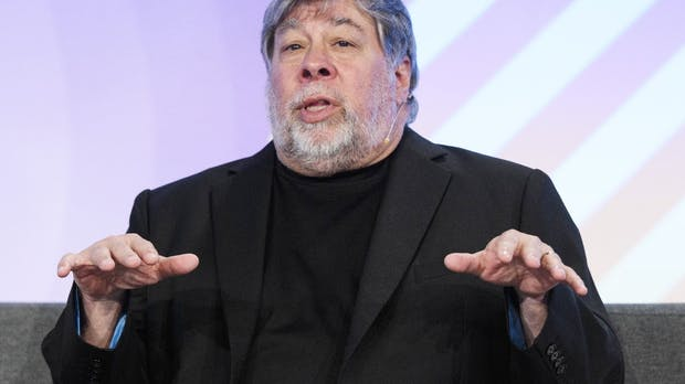 """Steve Wozniak: """"Bitcoin ist besser als Gold und der Dollar"""""""