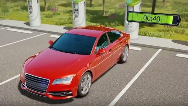 Storedot-Demo: Dieser Akku für Elektroautos soll in fünf Minuten voll geladen sein