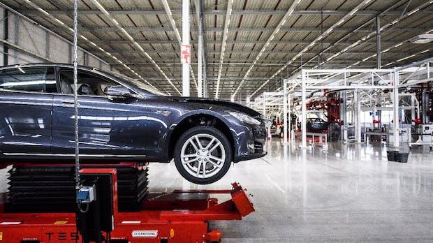 Tesla-Fabrik: Das sind die ersten Stellenanzeigen der Gigafactory