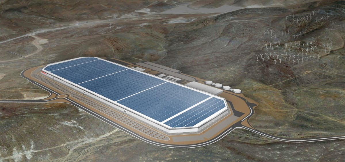 500.000 E-Autos pro Jahr: Tesla baut neue Gigafactory in China
