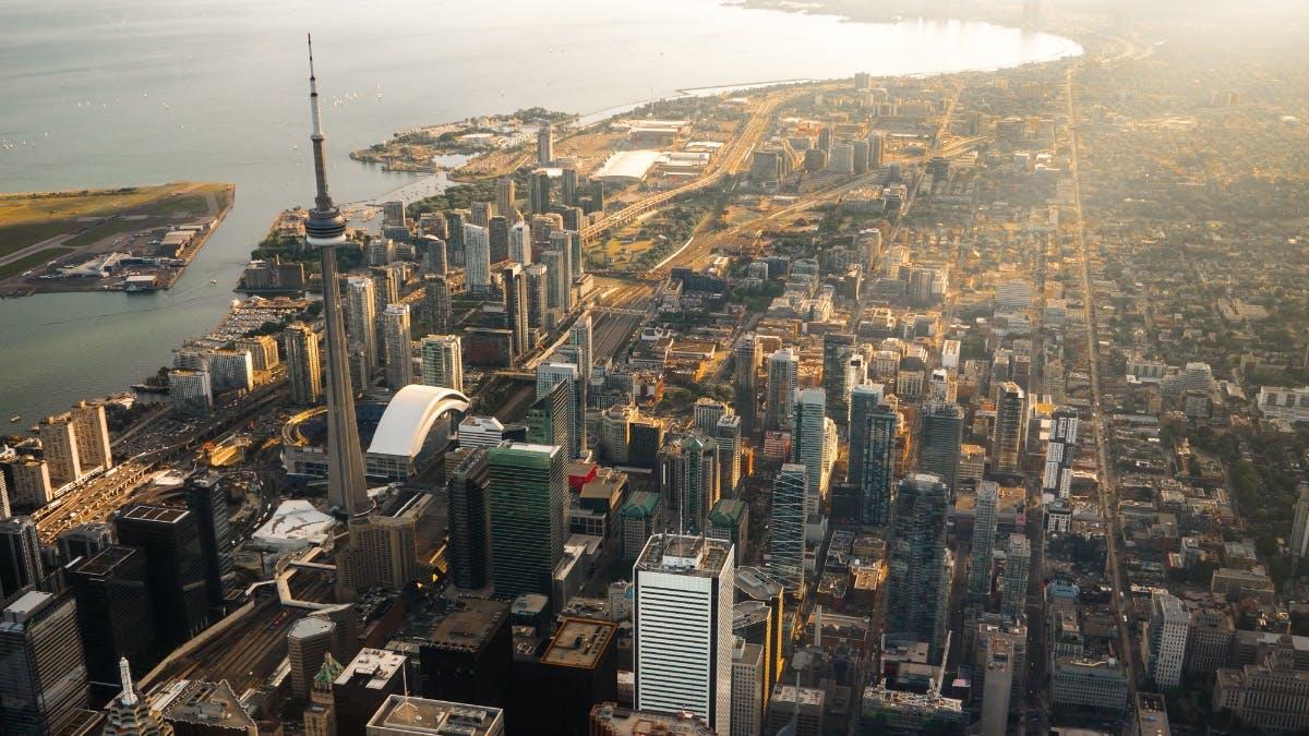 Eine Region voller High-Tech: Alphabet will einen Stadtteil in Toronto errichten