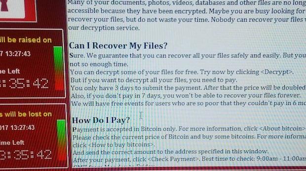 Wanna-Cry-Held wegen Banking-Trojaner verhaftet