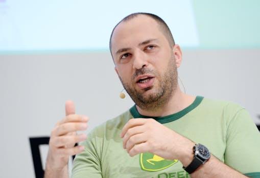 Der Whatsapp-Gründer verrät, wie er auf die 22-Milliarden-Dollar-Idee kam