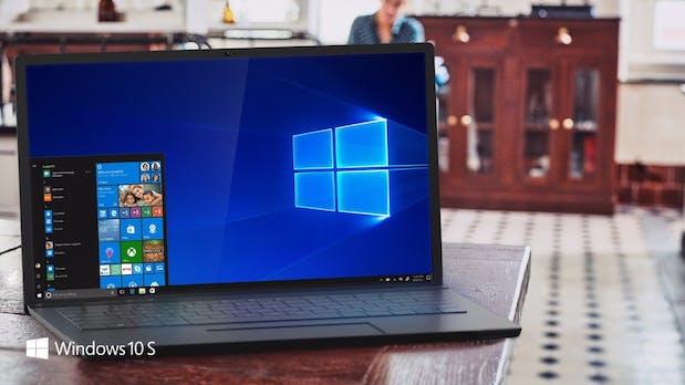 Kein Chrome oder Firefox: Microsoft sperrt alternative Browser für Windows 10 S