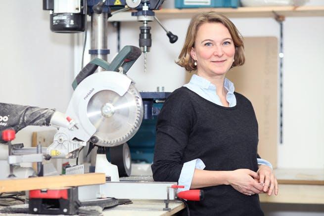 """""""Ein Dremel darf in keinem Hardware-Startup fehlen"""" – Anna Rojahn von Fast Forward Imaging"""