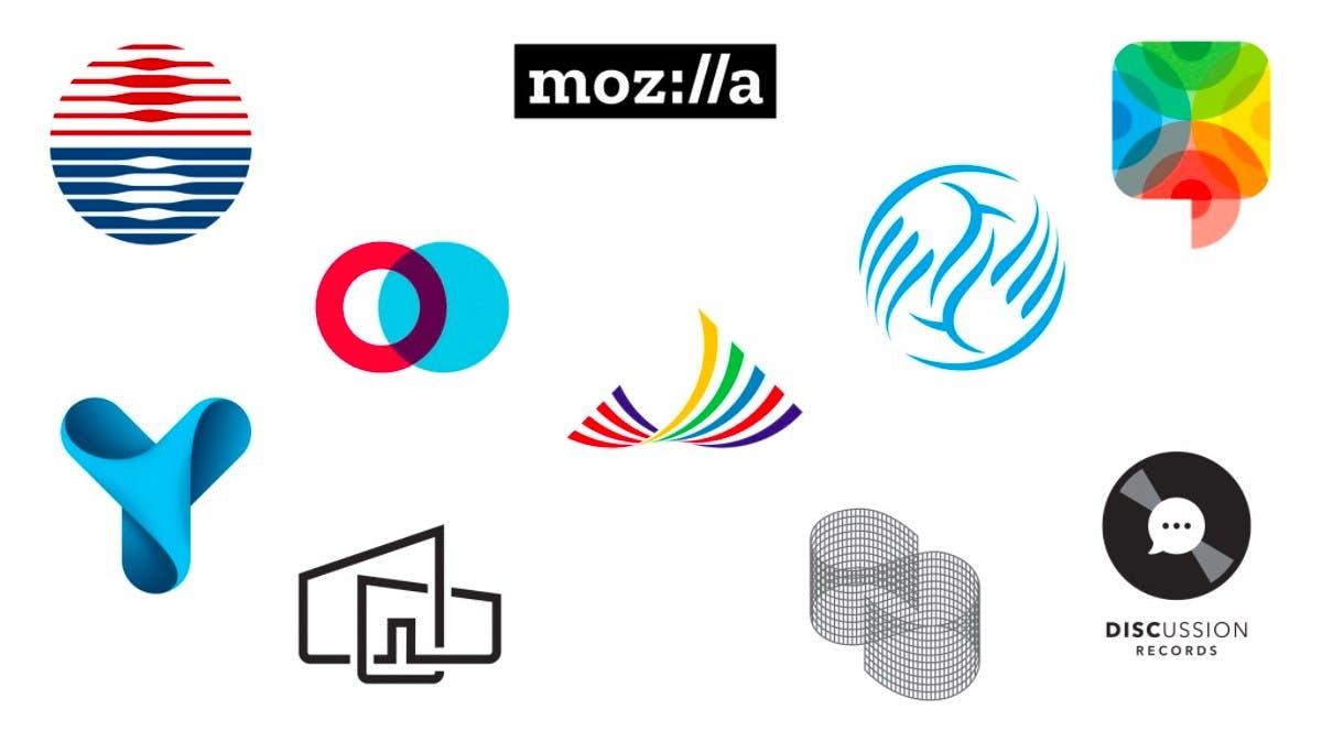 Logo-Trends 2017: Diese Logo-Designs sind gerade angesagt