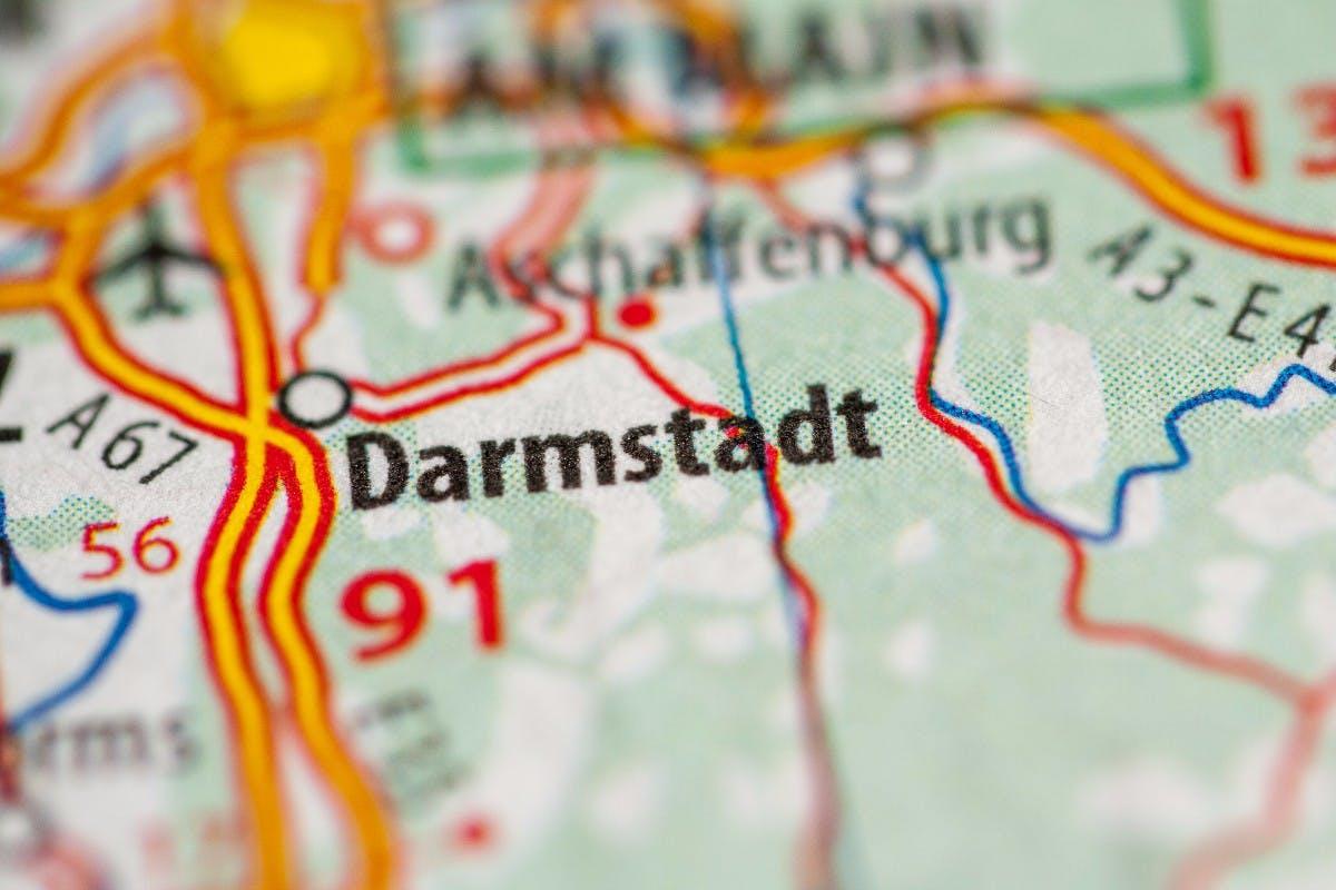 """Darmstadt wird """"Digitale Stadt"""" und erhält Millioneninvestitionen"""