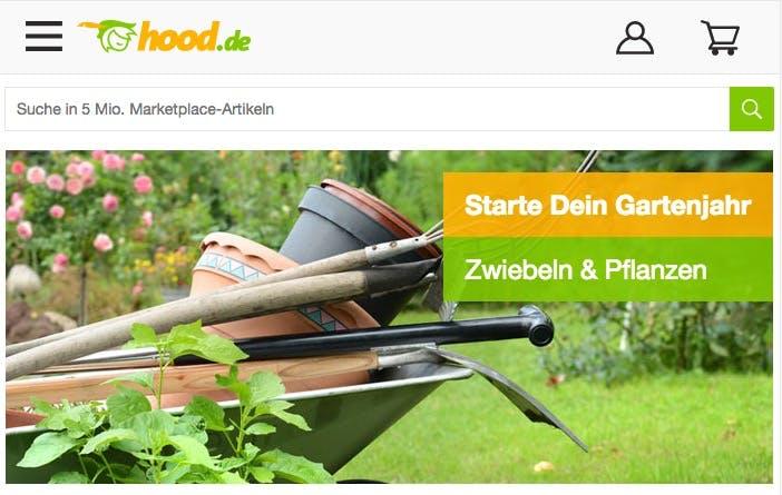 Wieso Karstadt den Onlinemarktplatz Hood.de kauft