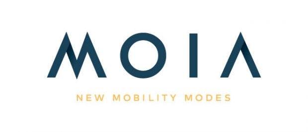 Das Logo von Moia. (Bild: Moia)