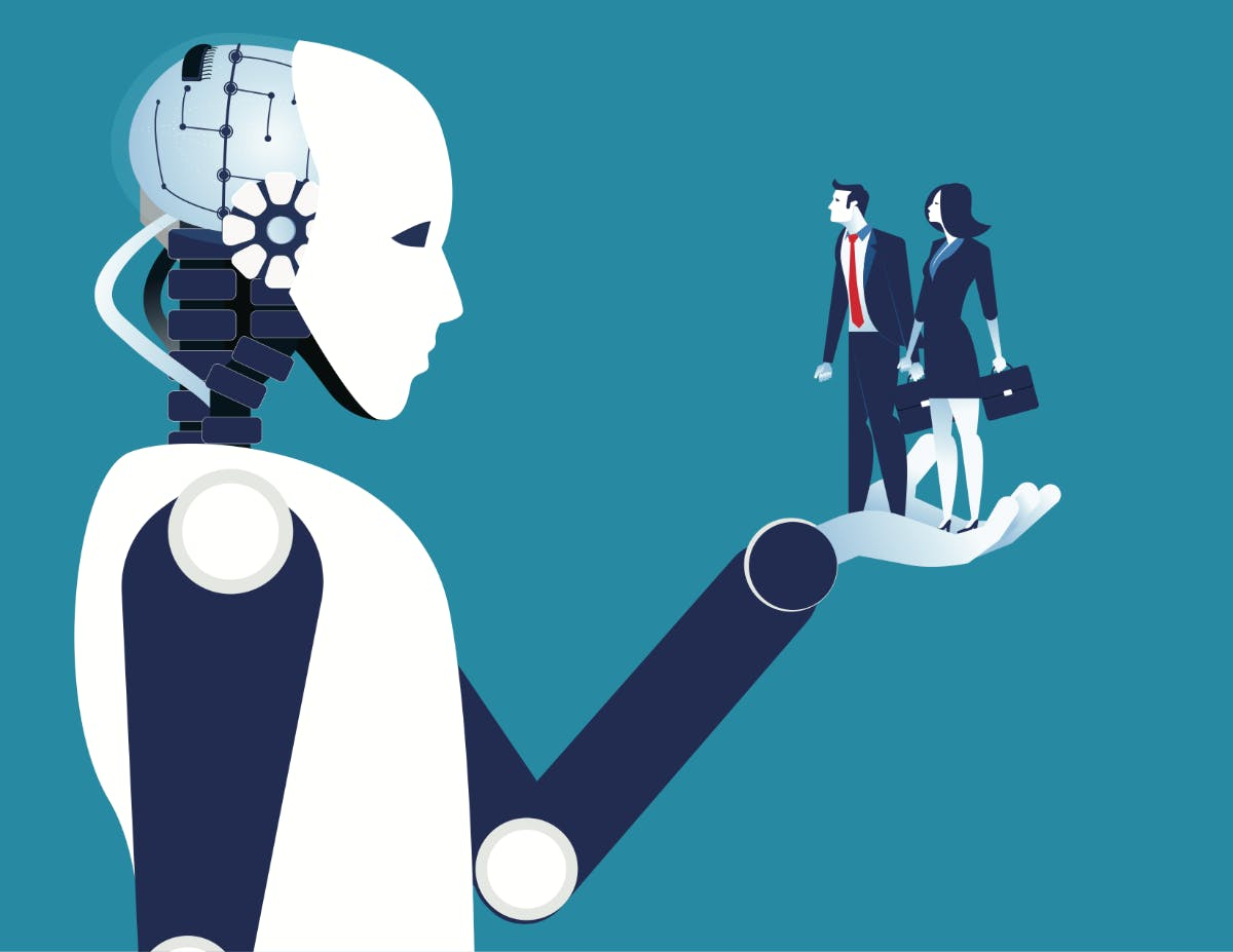 Führt die KI-Explosion in den Roboter-Kommunismus?