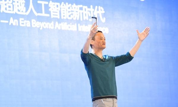 Alibaba-Gründer Jack Ma will halben Feiertag für den Singles' Day