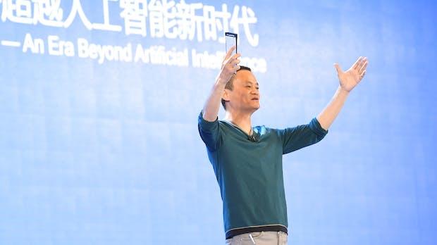 Alibaba-Gründer Jack Ma tritt ab – und geht dennoch nicht ganz